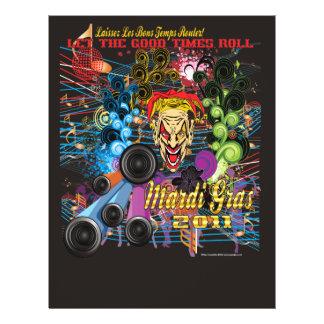 Mardi-Gras 2011 The Joker II Flyer