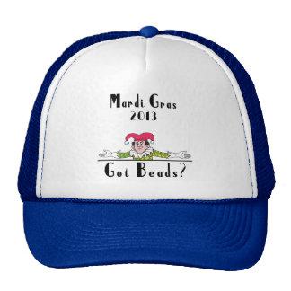 Mardi Gras 2013 Got Beads Trucker Hat
