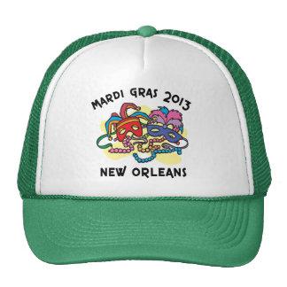 Mardi Gras 2013 New Orleans Trucker Hat