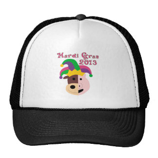 Mardi Gras 2013 Tees & Memorabilia Trucker Hat