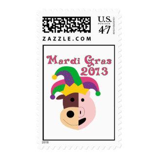 Mardi Gras 2013 Tees & Memorabilia Postage