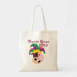 Mardi Gras 2013 Tees & Memorabilia Tote Bag