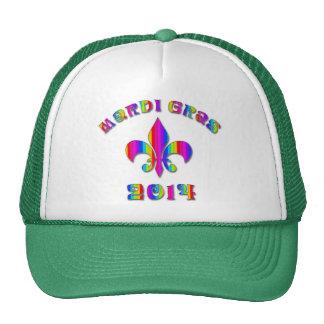 Mardi Gras 2014 Trucker Hat