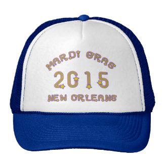 Mardi Gras 2015 New Orleans Trucker Hat