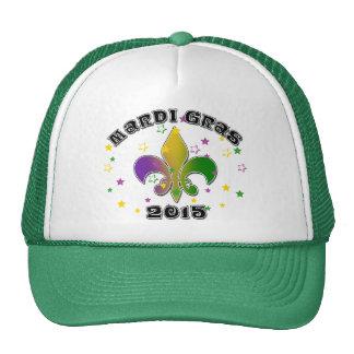 Mardi Gras 2015 Trucker Hat