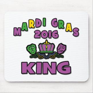 Mardi Gras 2016 King Mouse Pad
