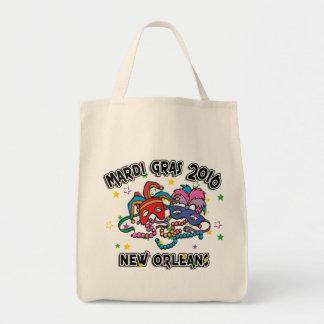 Mardi Gras 2016 New Orleans Tote Bag