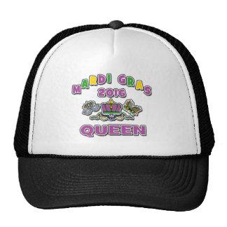 Mardi Gras 2016 Queen Trucker Hat