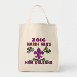 Mardi Gras 2016 Tote Bag