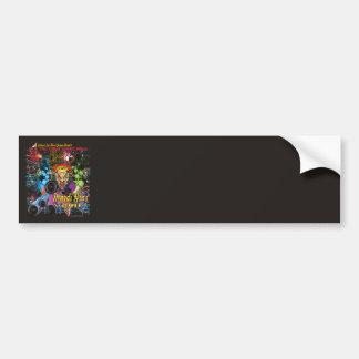 Mardi-Gras 201... Bumper Sticker