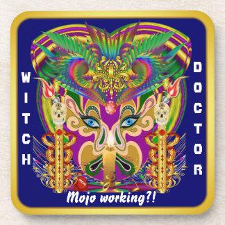 Mardi Gras 30 colors View large Plse View Notes Beverage Coasters