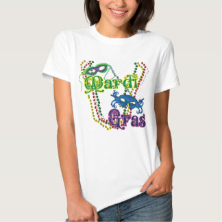 Mardi Gras Affordable Shirts