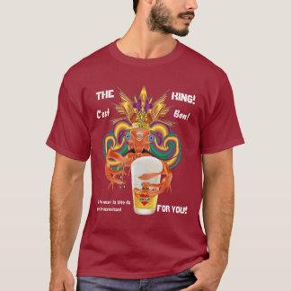Mardi Gras All Styles Men French Dark View Hints T-Shirt