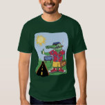 Mardi Gras Alligator T-Shirt