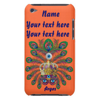 Mardi Gras Argos-Argus Eyes Important view notes Barely There iPod Cases