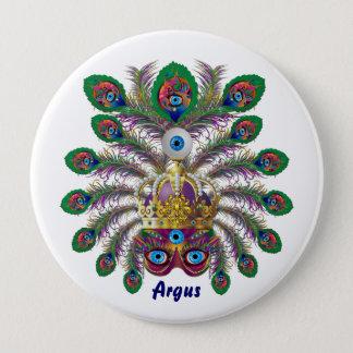 Mardi Gras Argos-Argus Eyes Important view notes Button