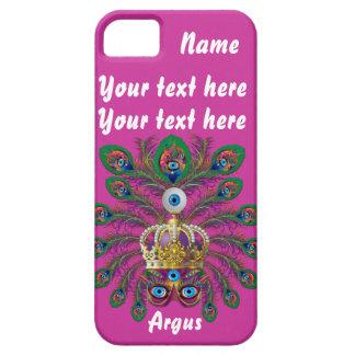 Mardi Gras Argos-Argus Eyes Important view notes iPhone 5 Cover