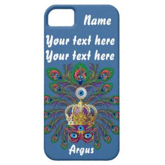 Mardi Gras Argos-Argus Eyes Important view notes iPhone 5 Cases