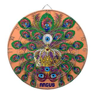 Mardi Gras Argos-Argus Eyes Important view notes Dartboard