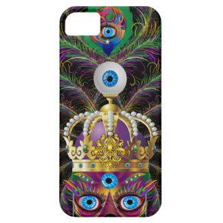 Mardi Gras Argos-Argus Eyes Important view notes iPhone 5 Case