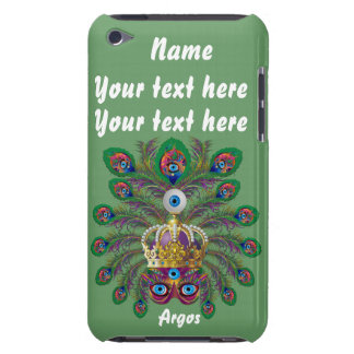 Mardi Gras Argos-Argus Eyes Important view notes iPod Touch Cover