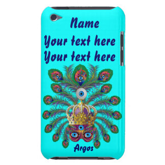Mardi Gras Argos-Argus Eyes Important view notes iPod Touch Covers