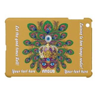 Mardi Gras Argos The Eyes Important View Notes iPad Mini Covers