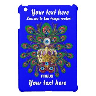 Mardi Gras Argos The Eyes Important View Notes iPad Mini Cover