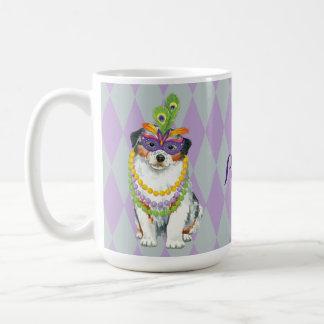 Mardi Gras Aussie Coffee Mug