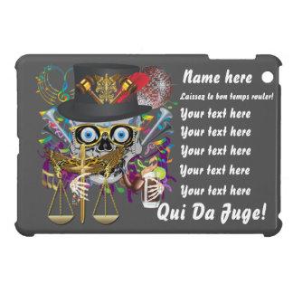 Mardi Gras Award Plaque Gift notes view Case For The iPad Mini