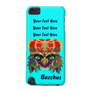 Mardi Gras Bacchus God of Wine and Vegetation iPod Touch (5th Generation) Case