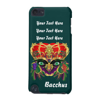 Mardi Gras Bacchus God of Wine and Vegetation iPod Touch (5th Generation) Cases