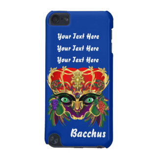 Mardi Gras Bacchus God of Wine and Vegetation iPod Touch (5th Generation) Cover