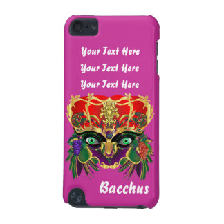 Mardi Gras Bacchus God of Wine and Vegetation iPod Touch (5th Generation) Covers