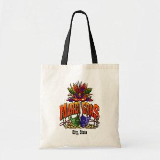 Mardi Gras Canvas Bags