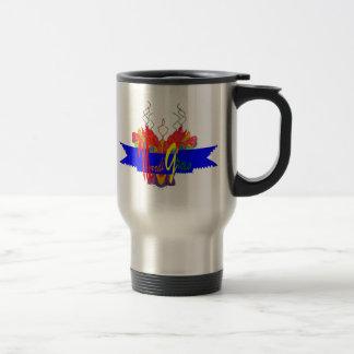 Mardi Gras Banner Coffee Mug