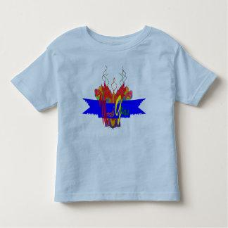 Mardi Gras Banner Toddler T-shirt