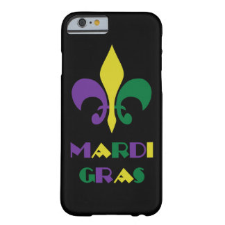 Mardi Gras Barely There iPhone 6 Case