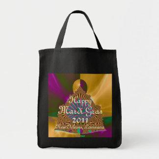 Mardi Gras Bead/Dubloon Bag