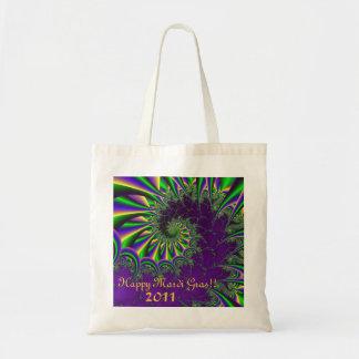 Mardi Gras Beads/Dubloons Bag