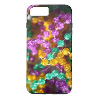 Mardi Gras Beads iPhone 7 Plus Case