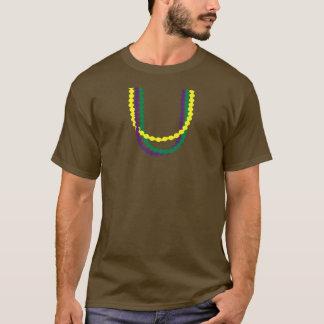 Mardi Gras beads T-Shirt