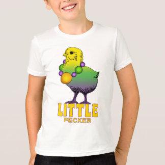 Mardi Gras Beads - the Little Pecker T-Shirt