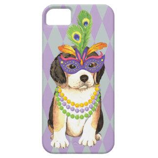 Mardi Gras Beagle iPhone SE/5/5s Case