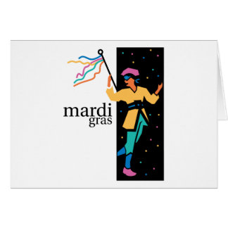 Mardi Gras Cards