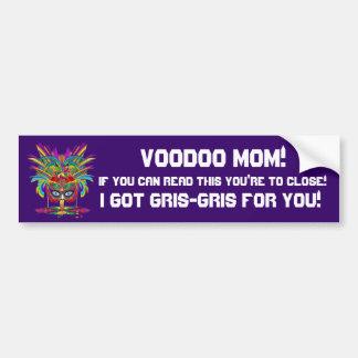 Mardi Gras Carnival Event  Please View Notes Car Bumper Sticker
