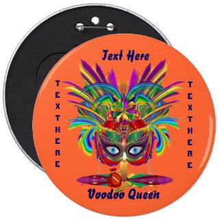 Mardi Gras Carnival Event  Please View Notes Pinback Button