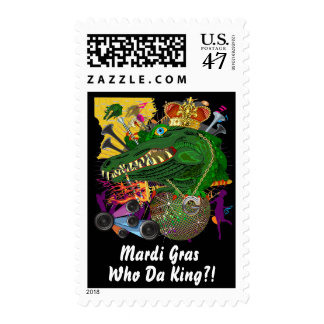 Mardi Gras Carnival Event  Please View Notes Postage