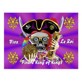 Mardi Gras Carnival Event  Please View Notes Postcard