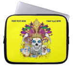 Mardi Gras Carrying Case for ip-5 and ipad Mini Computer Sleeves